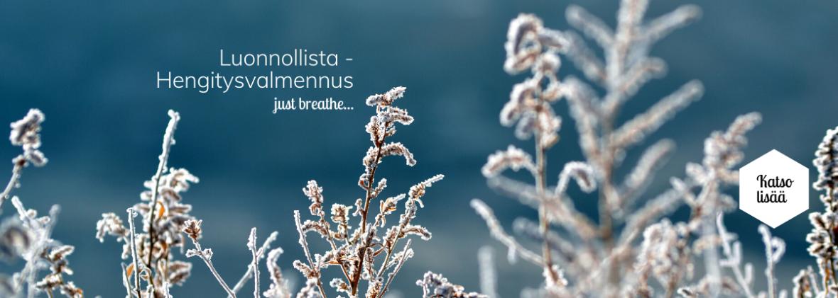 Hengitys Hyvinvointi Jyväskylä Valmennus